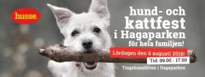 Husses Hagaparken 2016